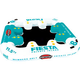 SportsStuff Fiesta Island Inflatable 8 Person Water Lounge