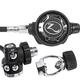 Zeagle ZX Flathead LT Regulator, DIN with DIN-Yoke Adapter