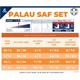 Cressi Palau SAF Package