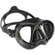 Cressi Nano 2 Window Free Diving Mask, Black