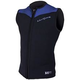NeoSport XSPAN 2.5mm Men's Sport Vest, Black/Blue
