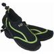 TUSA Sport Slip-On Aqua Shoes, Black/Green