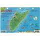 Franko Maps, Cozumel Reef Creature Fish ID-Card