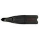 Beuchat Mundial One Freediving Fins, Black