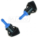 MPWWS00003-2008-17 Jeep Patriot (MK) Windshield Washer Nozzle Pair