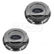 FDWHK00036-Ford Expedition F150 Truck Wheel Center Cap Pair  Ford OEM 4L3Z-1130-AB
