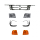 1ABGK00021-1995-97 Ford Ranger Grille  Headlights & Corner Lights Kit