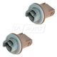 FDLPP00007-Bulb Socket Pair  Ford OEM 2U5Z13411SA