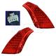 NSLTP00002-2006-07 Nissan Murano Tail Light Pair  Nissan OEM 26555-CC20B  26550-CC20B