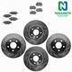 1APBS00342-Brake Kit  Nakamoto CD1033  CD1028  55093-DSZ  55094-DSZ