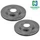 1ABFS01983-Brake Rotor Pair