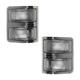 1AMLP00001-Ford Mirror Turn Signal Lens & Housing Pair