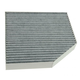 1ACAF00167-Audi Cabin Air Filter with Carbon Element