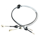 GMTSR00006-2004-07 Saturn Vue Shift Cable Pair  General Motors OEM 21996492