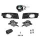 GMLFP00001-2010-15 Cadillac SRX Fog Light Kit  General Motors OEM 19172867