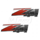 GMBMK00039-Chevy Nameplate Pair