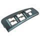 TYDMX00001-2003-08 Pontiac Vibe Toyota Matrix Window Switch Bezel  Toyota OEM 74232-01030