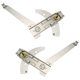 1AWRK00271-Ford Window Regulator Front Pair