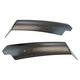GMBTL00001-2015-18 Chevy Corvette Rear Spoiler Extension Pair