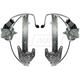 1AWRK00285-Infiniti I30 Nissan Maxima Window Regulator Pair