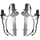 1AWRK00281-1998-02 Honda Accord Window Regulator Front Pair