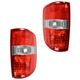 FDLTP00012-Ford F150 Truck Tail Light Pair  Ford OEM 5L3Z-13405-CA  5L3Z-13404-CA