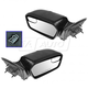 FDMRP00015-Ford Fusion Mercury Milan Mirror Pair  Ford OEM BE5Z17682AA  BE5Z17683AA