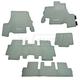 NSMAF00013-2011-14 Nissan Quest Floor Mat  Nissan OEM 999E2NX000