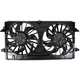 1ARFA00391-Radiator Dual Cooling Fan Assembly