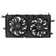 1ARFA00399-2005-06 Radiator Dual Cooling Fan Assembly