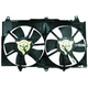 1ARFA00397-Infiniti G35 Nissan 350Z Radiator Dual Cooling Fan Assembly