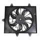 1ARFA00381-2004-05 Chrysler PT Cruiser Radiator Cooling Fan Assembly