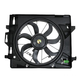 1ARFA00385-2008-10 Radiator Cooling Fan Assembly