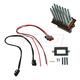 MPHCK00002-1999-04 Jeep Grand Cherokee Blower Motor Resistor & Wiring Harness Upgrade Kit