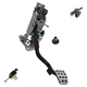 MZCLP00001-2004-08 Mazda RX-8 Clutch Pedal & Bracket Assembly