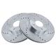 1APBR00096-Brake Rotor Pair  Nakamoto 31306-DSZ