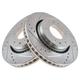 1APBR00092-Brake Rotor Pair