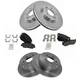 1ASFK01961-Control Arm with Ball Joint Pair