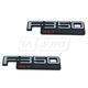 FDBMK00029-1992-97 Ford F350 Truck Nameplate Pair