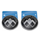 GMBMK00047-2013 Chevy Avalanche 1500 Emblem Pair