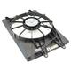 1ARFA00378-2006-08 Honda Ridgeline Radiator Cooling Fan Assembly