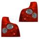 VOLTP00003-2003-06 Volvo XC90 Tail Light Pair