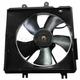 1ARFA00364-1994 Kia Sephia Radiator Cooling Fan Assembly