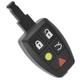 VOKRR00001-Volvo C70 S40 V50 Keyless Entry Remote