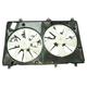 1ARFA00340-2008-13 Toyota Highlander Radiator Cooling Fan Assembly