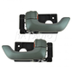 KIDHS00001-2006-08 Kia Optima Interior Door Handle Pair  Kia 826102 G000K1  826202 G000K1