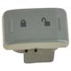 MCWES00003-2003-05 Lincoln Aviator Power Door Lock Switch