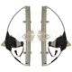 1AWRK00325-1995-00 Ford Contour Mercury Mystique Window Regulator Pair