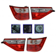1ALTP00990-2011-13 Honda Odyssey Tail Light