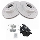 1APBS00364-BMW Brake Kit  Nakamoto MD918  34283-DSZ